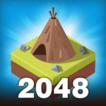 Age of 2048 Mod Apk : Civilization City Building Games 1