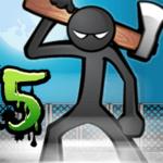 Anger of stick 5 Mod Apk : zombie (Unlimited Money) 4