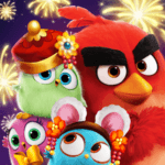 Angry Birds Match 3 Mod Apk (Unlimited Lives) 2