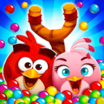 Angry Birds POP Bubble Shooter Mod Apk 5