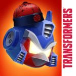 Angry Birds Transformers Mod Apk (Coins/Gems) 6