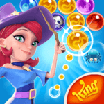 Bubble Witch 2 Saga Mod Apk (Boosters/Lives/Moves) 2