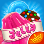 Candy Crush Jelly Saga Mod Apk (Unlimited Lives) 1
