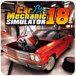 Car Mechanic Simulator 18 Mod Apk 6