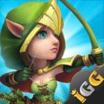 Castle Clash Mod Apk : Brave Squads 5