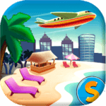 City Island: Airport Mod Apk - City Management Tycoon 5