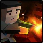 Cube Zombie War Mod Apk (Unlimited Money) 9