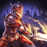 Epic Heroes War Mod APK (Coins/Gold/Crystals) 2