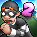 Robbery Bob 2: Double Trouble Apk Mod 2