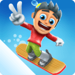 Ski Safari 2 MOD Apk Unlimited Money 1