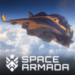 Space Armada Mod Apk: Galaxy Wars 3