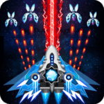 Space shooter - Galaxy attack MOD Apk (Unlimited Money) 2