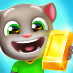 Talking Tom Gold Run MOD Apk (Unlimited Money) 5