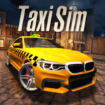 Taxi Sim 2020 Mod Apk (Unlimited Money) 2