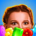 The Wizard of Oz Magic Match 3 Mod Apk | Lives/Boosters 4