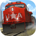 Train Simulator PRO 2018 Mod Apk + OBB 3