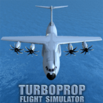 Turboprop Flight Simulator 3D MOD Apk 11