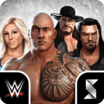 WWE Champions 2021 Mod Apk (Damage/No Skill CD) 6