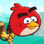 Angry Birds Friends Mod Apk (Unlimited Boosters) 6