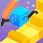 Draw Climber Mod Apk (Unlimited Coins) 2
