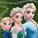 Disney Frozen Free Fall Mod Apk (Unlimited Lives) 5